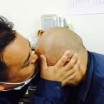 ゴリラの接吻